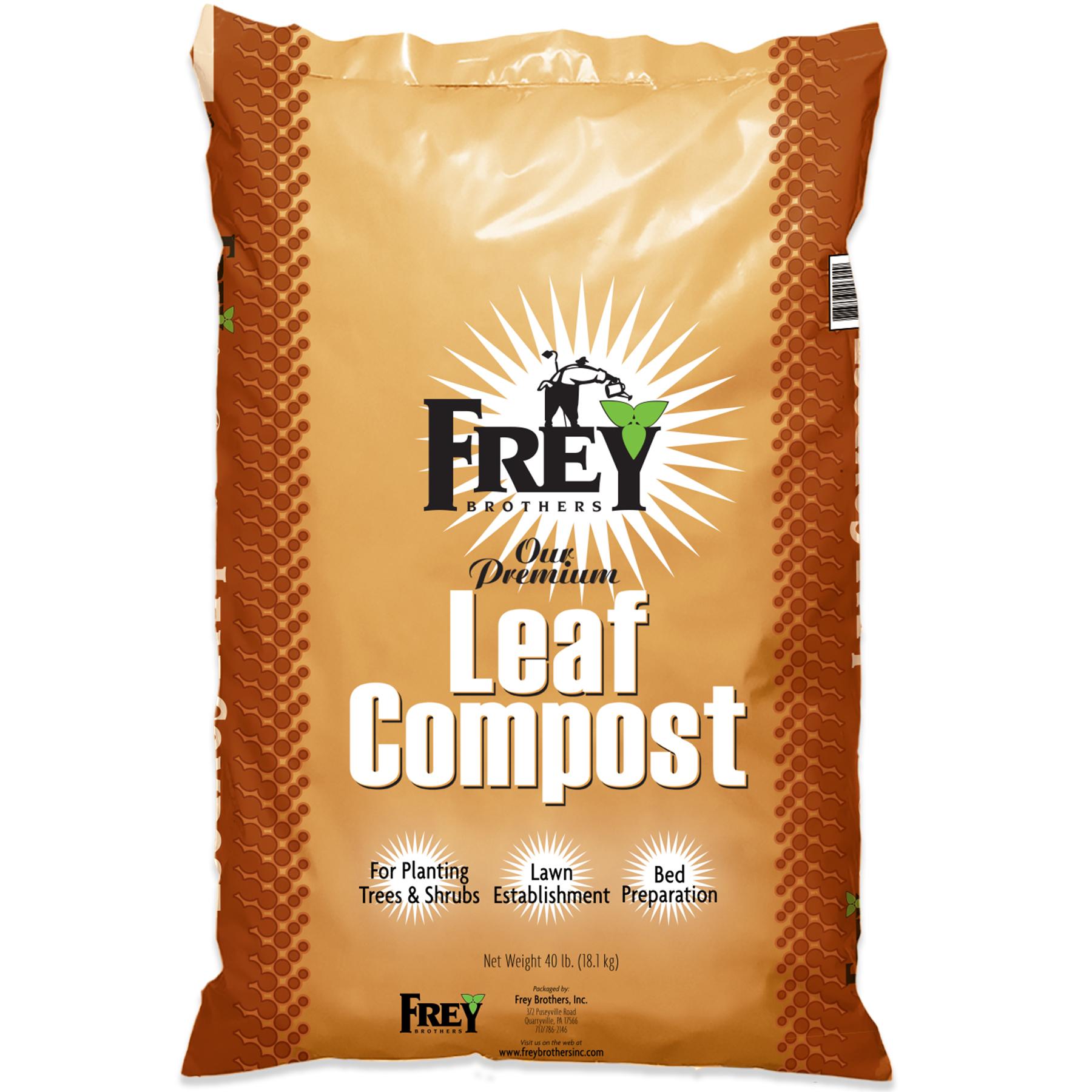 Frey Leaf Compost